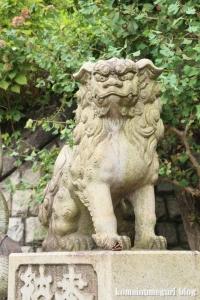 品川神社3