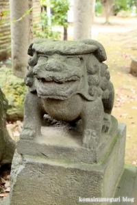 赤坂氷川神社10