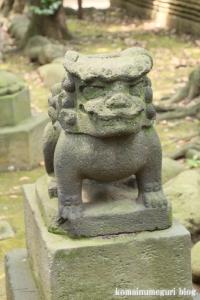 赤坂氷川神社11