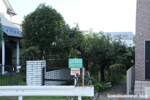 大塚第六天神社(志木市幸町)1
