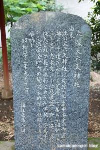 大塚第六天神社(志木市幸町)6