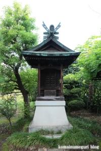 大塚第六天神社(志木市幸町)7