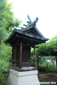 大塚第六天神社(志木市幸町)8