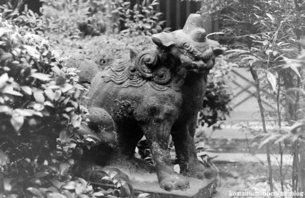 喜多見氷川神社(世田谷区喜多見)3