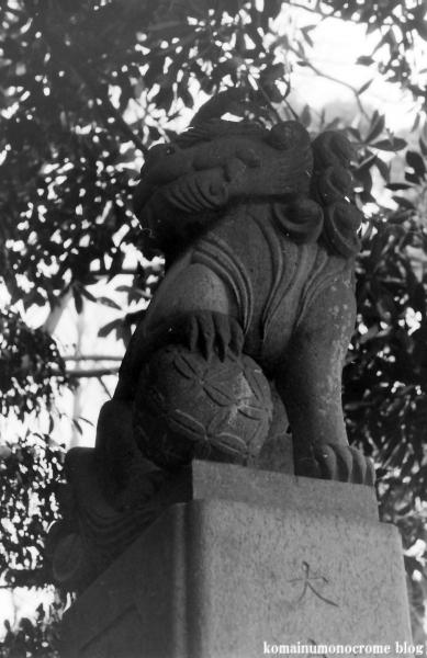 喜多見氷川神社(世田谷区喜多見)4