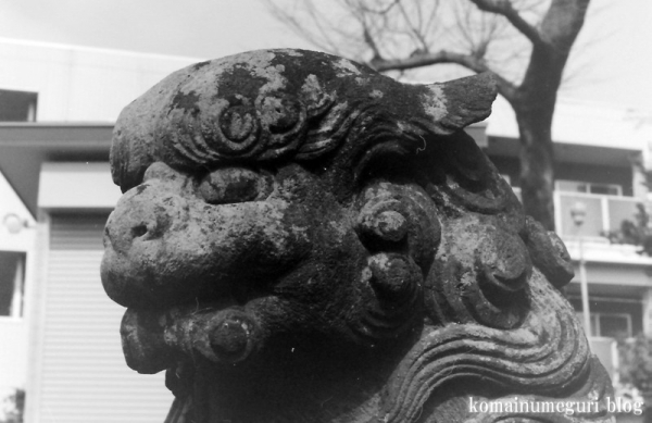 八幡神社(狛江市西野川)4