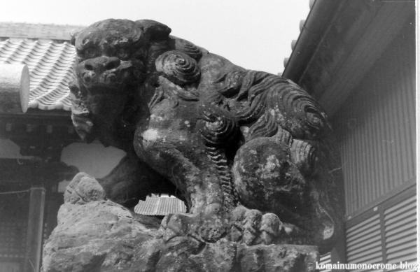 白山神社(羽生市下岩瀬)1