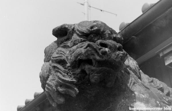 白山神社(羽生市下岩瀬)2