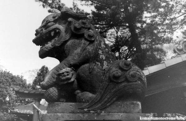 八幡神社(羽生市須影)1