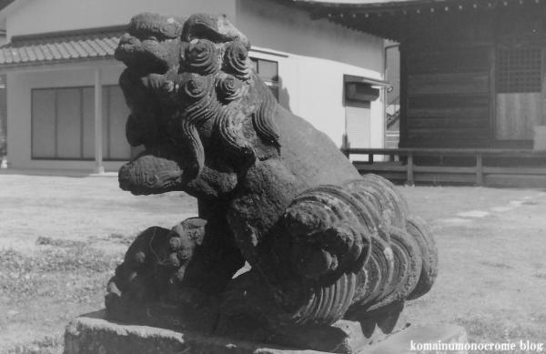 大道神社(越谷市大道)1
