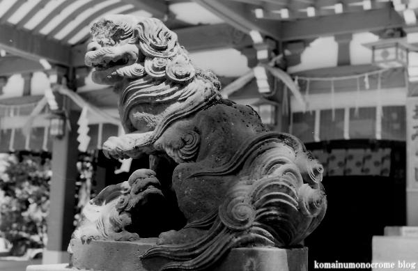 久伊豆神社(越谷市越谷)1