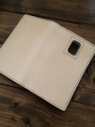 スマホケース手帳型サドル201508232