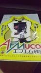 FM秋田30周年のステッカー