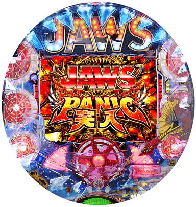 CR JAWS~it's a SHARK PANIC~ 399ver. スペック