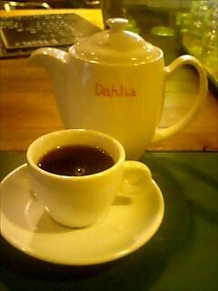 ダリアコーヒー