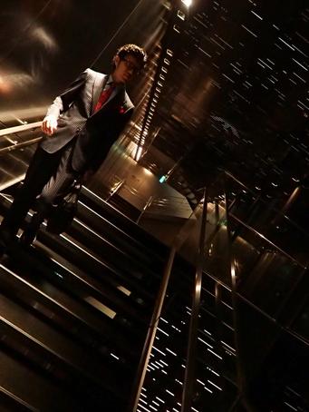 銀座駅B3出口03