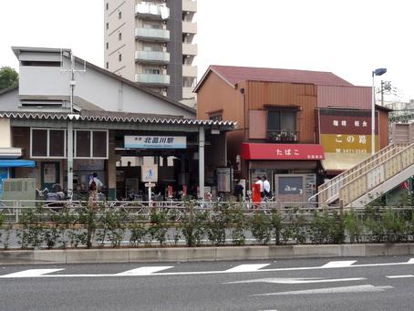 北品川駅周辺01