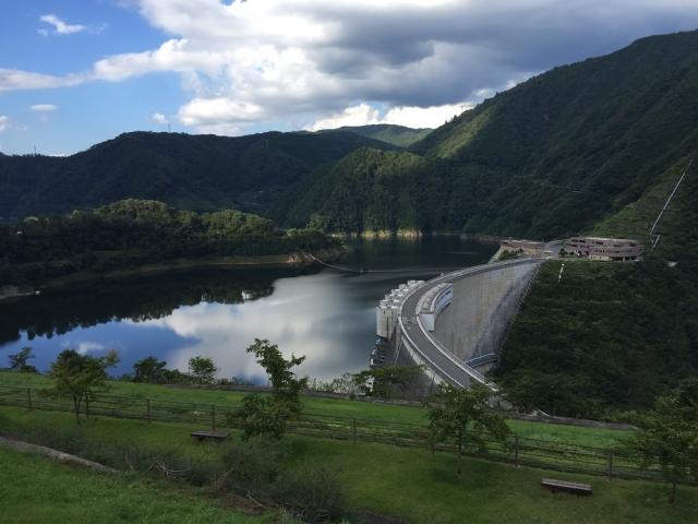 温井ダム 3