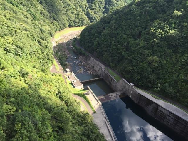 温井ダム 5