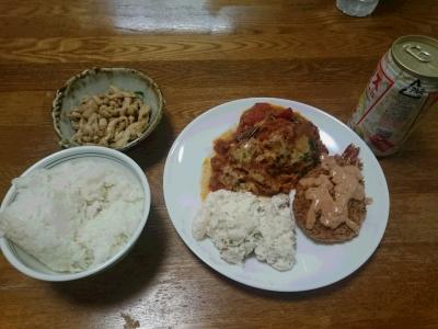 今日の夕食003