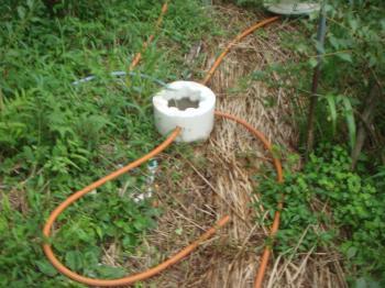 工作1水分配器