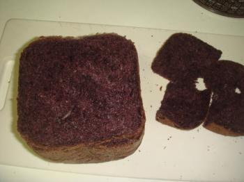 ブルーベリーのパン