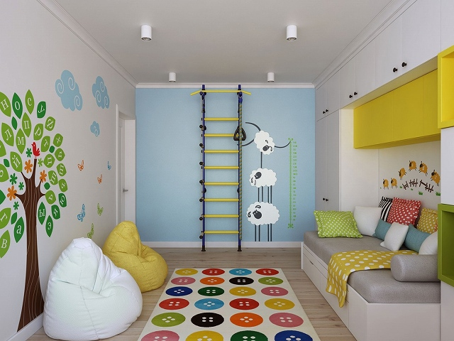 Colorful-kids-room-with-vinyl-wall-decals.jpg
