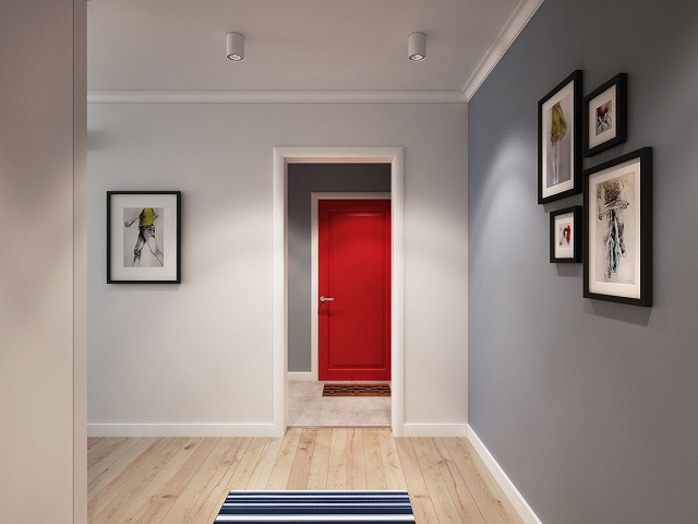 Red-entrance-door-adds-color-to-the-sleek-and-relaxing-Scandinavian-interior.jpg
