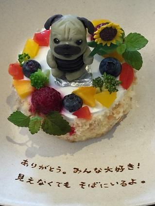 もかちんケーキ