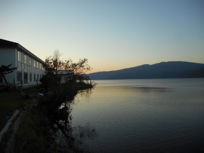 屈斜路湖151017