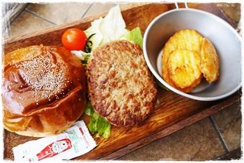 P1070480 ハンバーガー