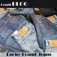 Lucky Brand Jeans(ラッキーブランドジーンズ)