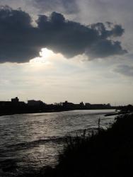 多摩川092301