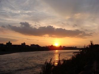 多摩川092302