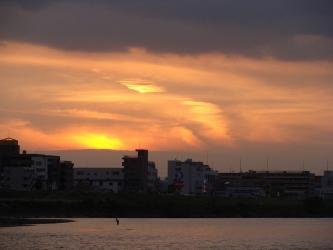 多摩川092303