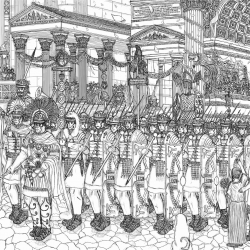 ローマ軍の物語17 凱旋式
