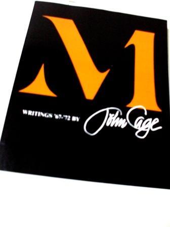 john cage - m 1
