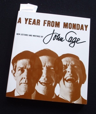 john cage - a year from monday 1
