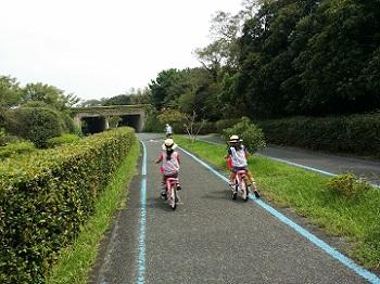 海ノ中道自転車