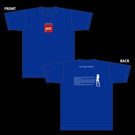 中洲ジャズTシャツ
