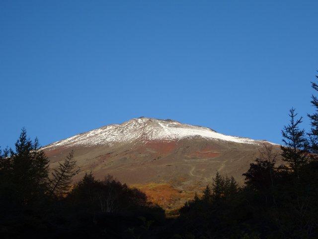 富士山 須走口 犬登山 2015-10-16 033