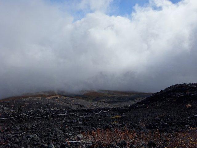 富士山 須走口 犬登山 2015-10-16 192