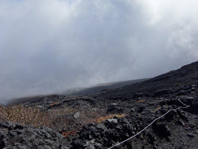 富士山 須走口 犬登山 2015-10-16 199