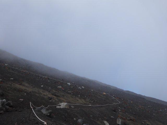 富士山 須走口 犬登山 2015-10-16 221