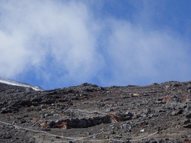 富士山 須走口 犬登山 2015-10-16 226