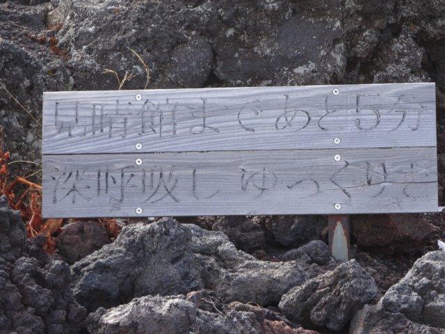 富士山 須走口 犬登山 2015-10-16 232