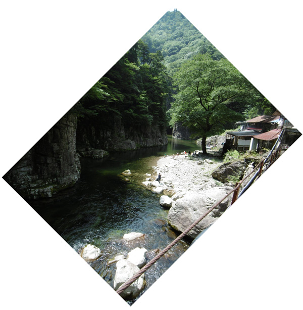 2015お盆三段峡