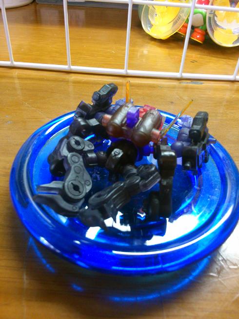 トランスジスター1