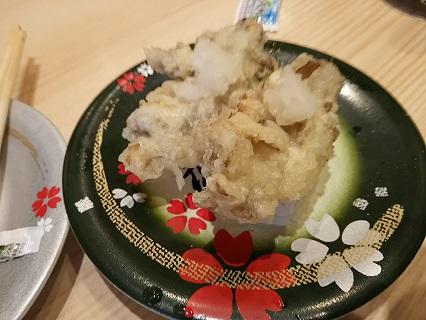 天ぷら寿司