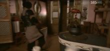 火鉢と鉄瓶
